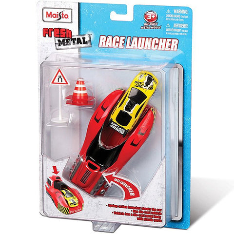 Image of Maisto Fresh Metal Race Launcher