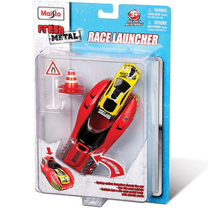 Maisto Fresh Metal Race Launcher