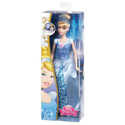 Image of DISNEY PRINCESS SPARKLING PRINCESS CINDERELLA DOLL