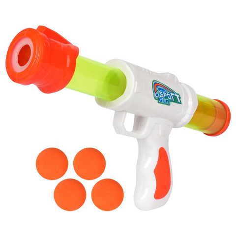 Air Powered Pump Action Foam Gun - TZP1