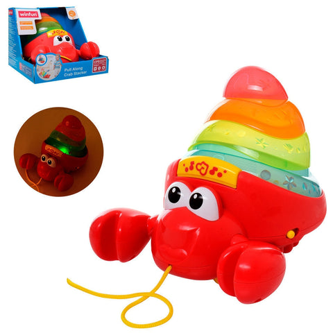 Winfun Crab with Stackable Cups - 0747