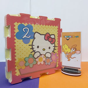 Hello Kitty Foam Play Mats