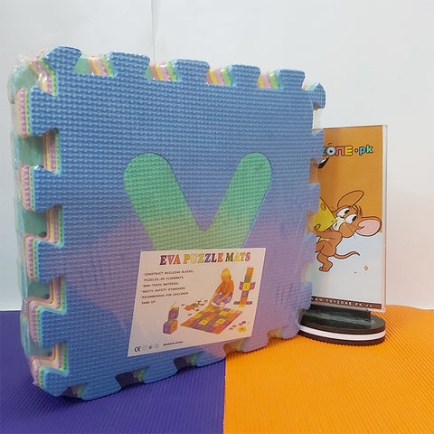 Foam Play Mats With Letters