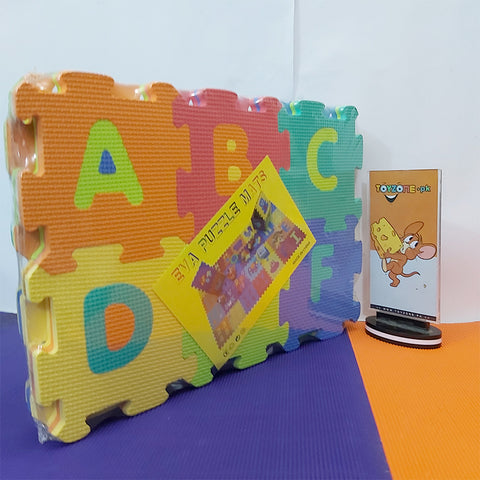 Foam Play Mats With Numbers