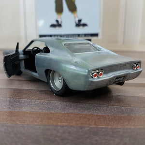 Fast and Furious - Metal Die-Cast 1968 Dom's Dodge Charger
