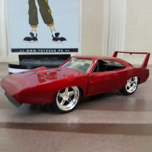 Fast and Furious - Metal Die-Cast Dodge Charger Daytona