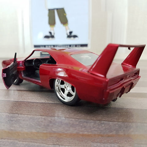 Image of Fast and Furious - Metal Die-Cast Dodge Charger Daytona