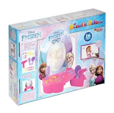 Dede Frozen Beauty Salon Set