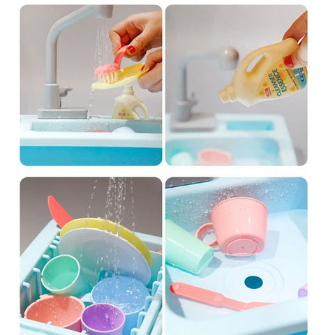 Battery-Operated Play Sink