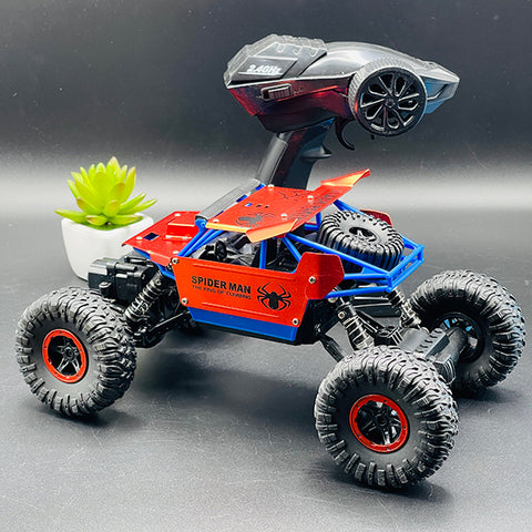 Rc Metal Body Rock Crawler Fast Truck - TZP1