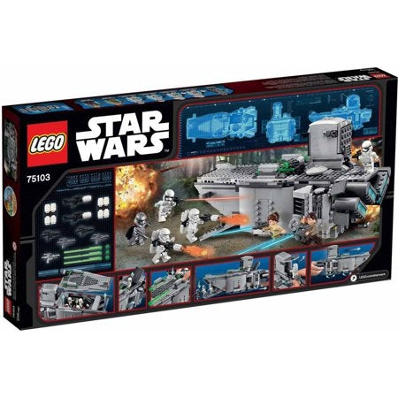 Image of  LEGO Star War First Order Transporter™-75103