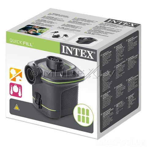 Image of Intex Quick-Fill Battery Pump