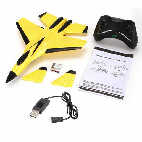 Image of Craft Foam Remote Control Airplane - STO