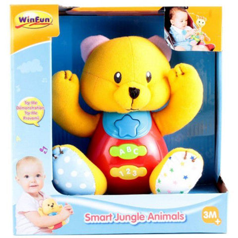 Image of Winfun - Jungle Smart Bear