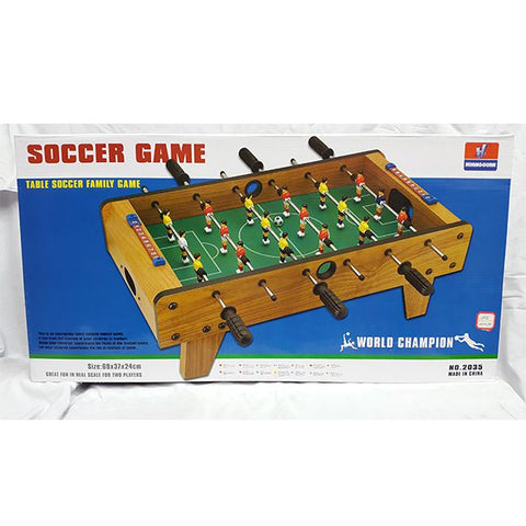 Image of Mini Foosball Table
