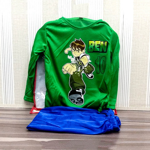 Image of Boys Ben 10 Costume Small