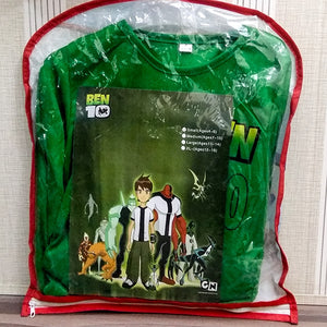 Boys Ben 10 Costume Small