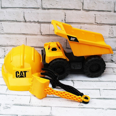 Image of CAT Construction Crew Sand | Dump Truck-82060