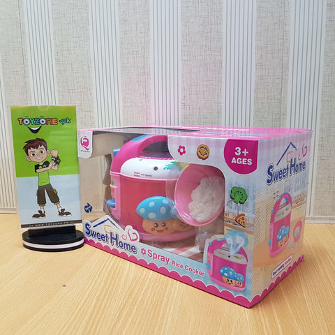 Home Sweet Rice Cooker Playset