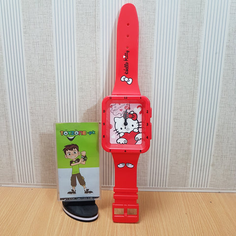 Wall Clock with Characters - STO