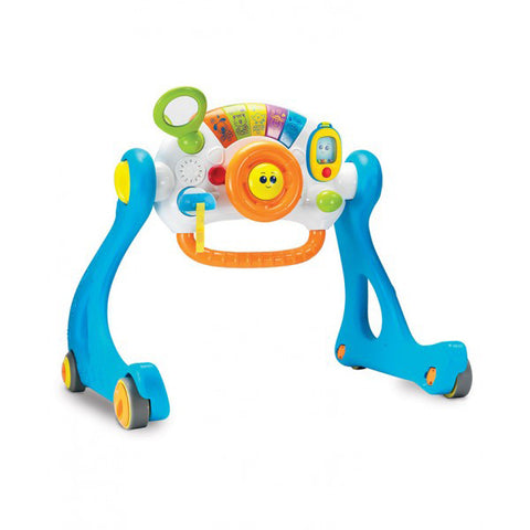WinFun - Drive N Play Gym Walker
