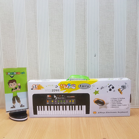 37 Keys Fairy Music Piano with Mic - TZP1