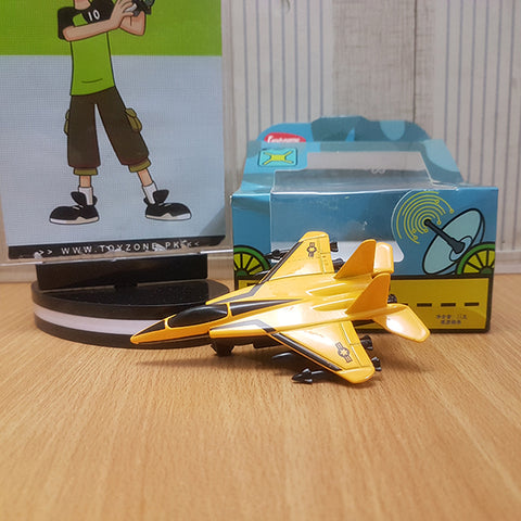 Image of Die-cast F-22 Fighter Jet Model