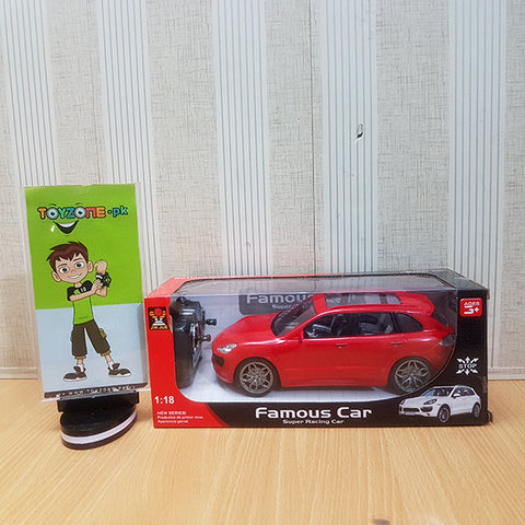 Image of Rc Famous SUV Car 1:18 Scale - TZP1