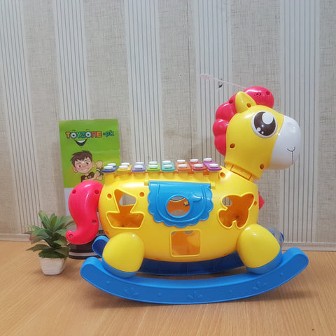 Image of Rocking Horse Xylophone - TZP1