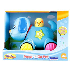 Winfun - Press and Go Pets