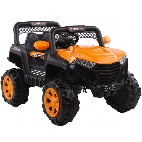 Kid Electric Car Jeep style 4x4 Ride On