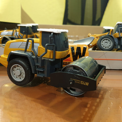 Alloy Road Roller Truck
