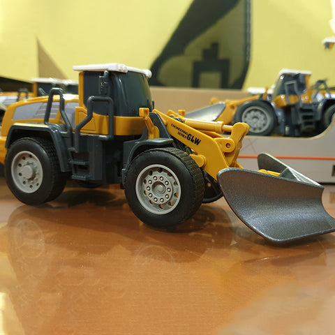 Alloy Construction Truck