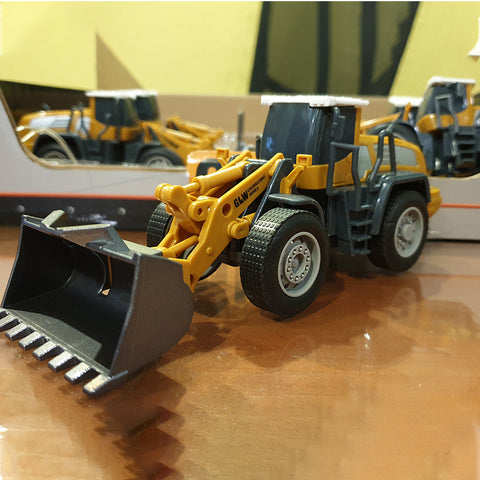 Image of Alloy Excavator Truck