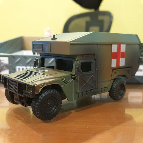 Army Ambulance Truck