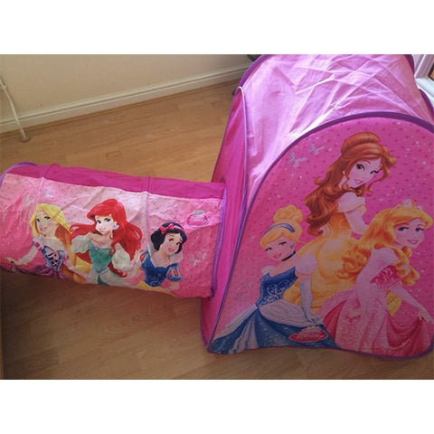 Image of Disney Princess Tent With Tunnel-345A-14
