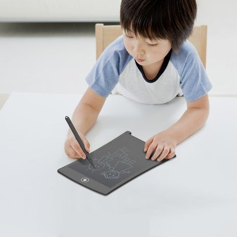 Image of LCD Writing Tablet Black 8.5 Inch