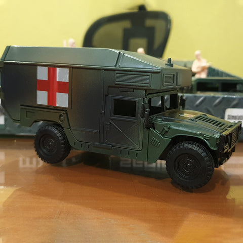 Image of Army Truck