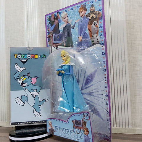 Image of Disney Frozen Elsa Doll