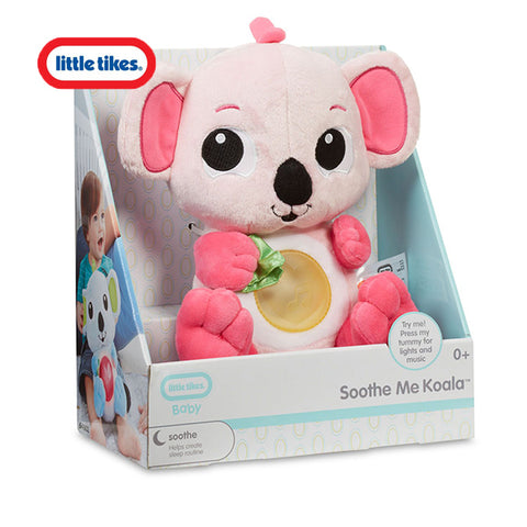 Little Tikes Baby Soothe Me Koala - Pink
