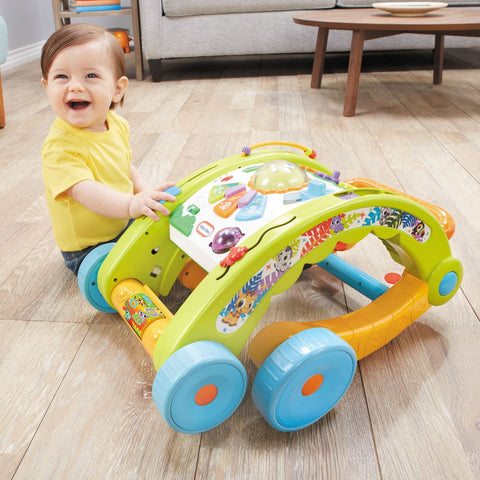 Image of Little Tikes Light 'n Go 3-in-1 Activity Walker Green-640957