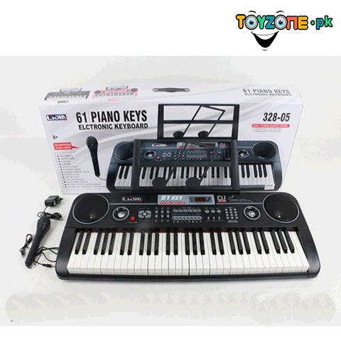kid toy baby toy 61 keys teaching electronic keyboard-328-05