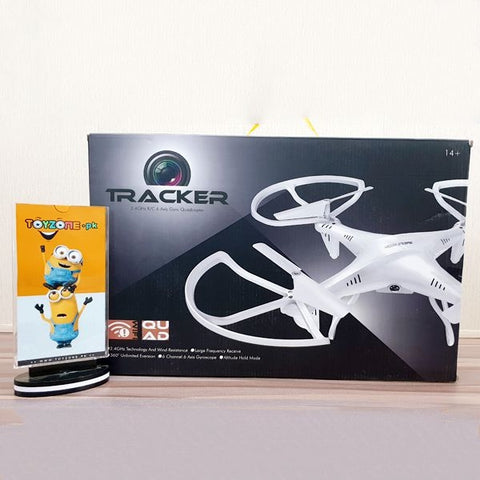 Image of Children's Four-Axis 6-Channel Remote Control QuadCopter