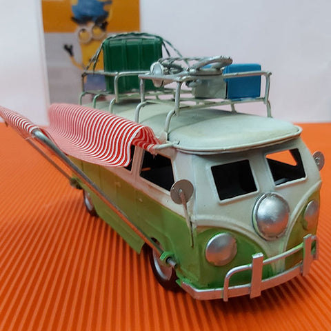 Image of Metal Hand Made - Beach Wagon