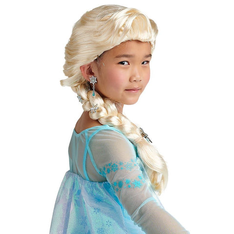 Image of Disney Frozen Elsa Wig