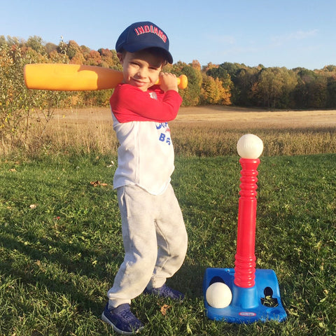 Image of Little Tikes TotSports T-Ball Set