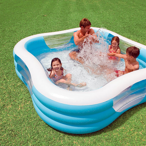 Image of Intex Inflatable | Beach Wave Swimming Pool