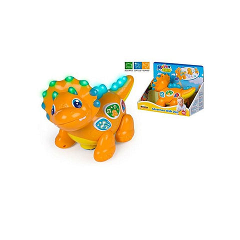 Winfun Adventure Walk Dino Light & Sound--1145
