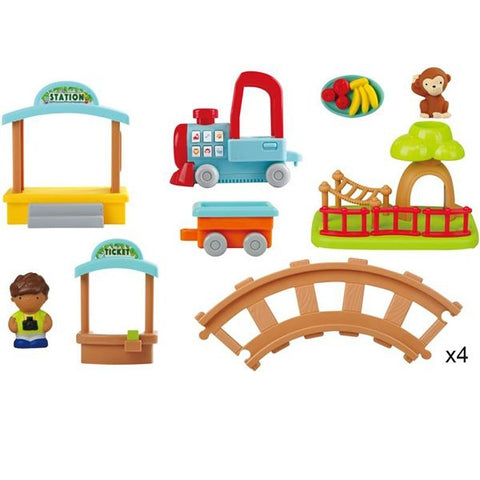 Image of Playgo Adventure Zoo B/O