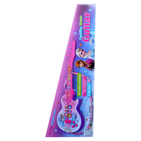 Frozen fashion Music Guitar 2